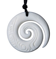 Maori Koru / Tribal Spirals, Pikorua Twists, Manaia, Adze, Toki's & Other Designs